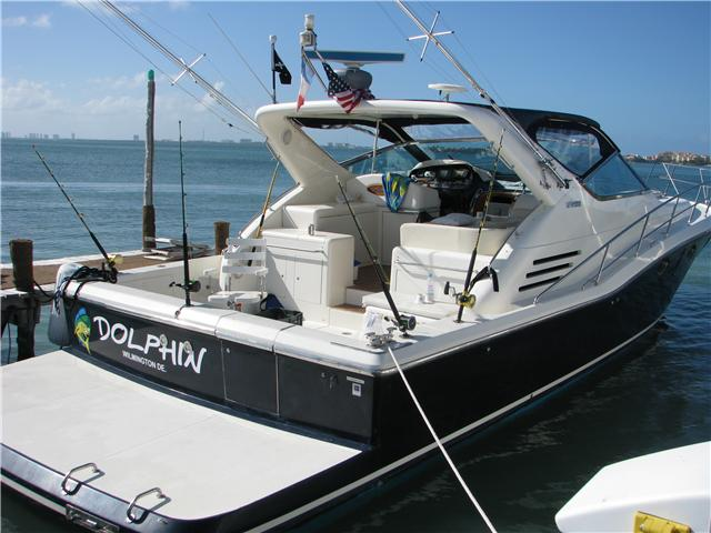 The best sportfishing yacht in playa del carmen yacht rentals for Cancun fishing charters